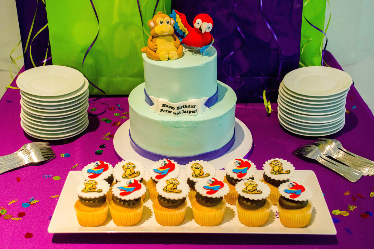 Central Park Zoo Birthday Parties