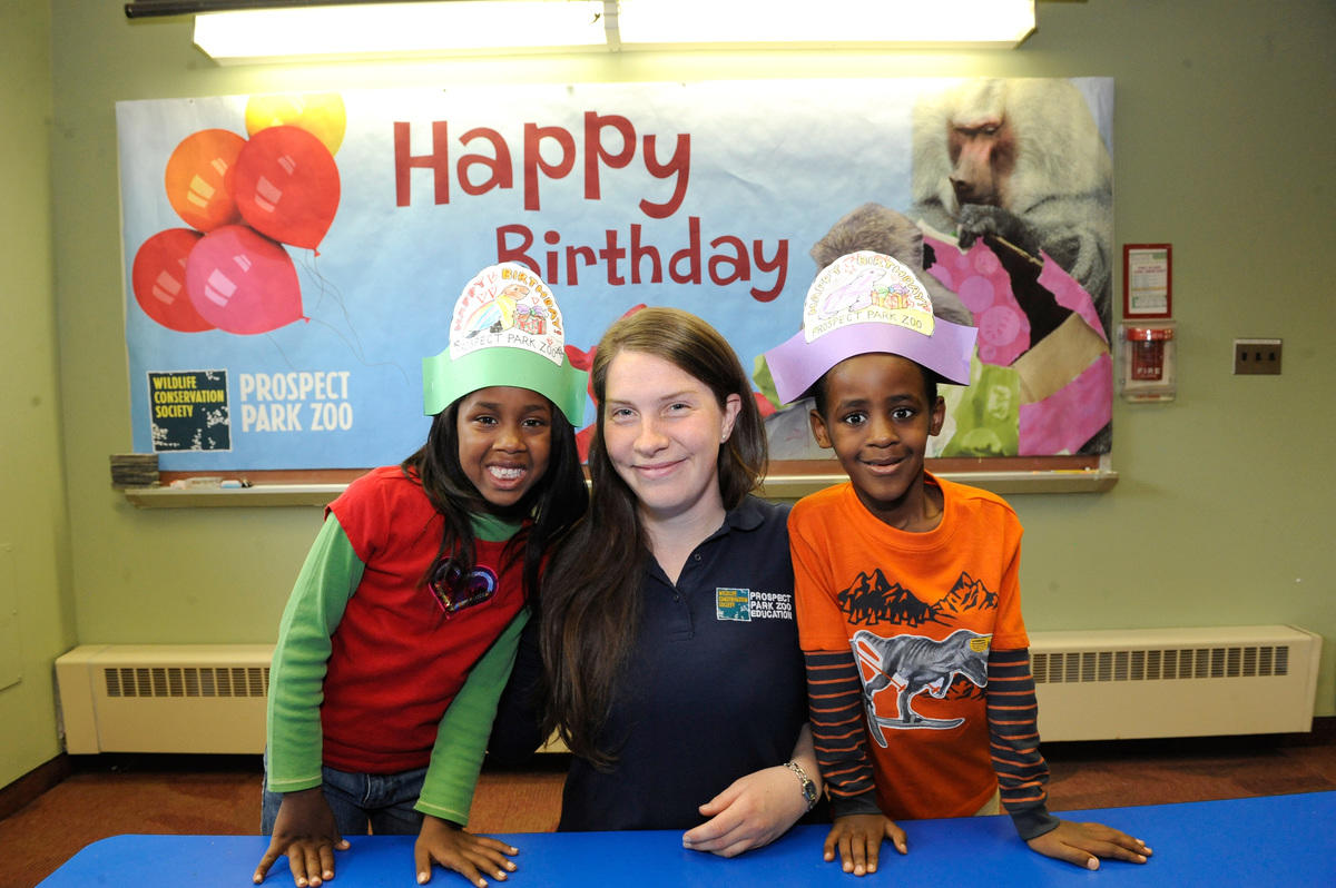 Prospect Park Zoo Birthday Parties WCSorg