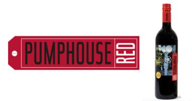 pumphouse red logo