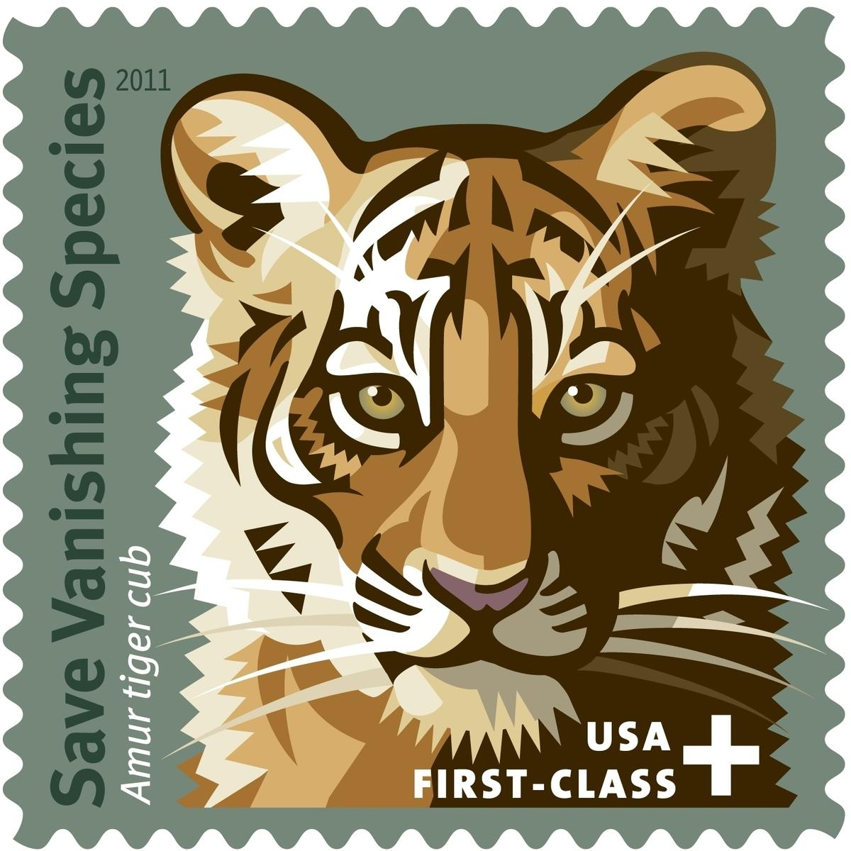 65qxsdjt1d save vanishing species stamp image