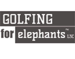 Golfing for Elephants logo