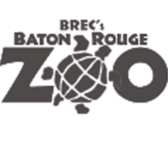 Brec's Batton Rouge Zoo logo