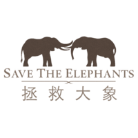 WCS Save the Elephants logo