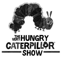 the Very Hungry Caterpillar Show Logo
