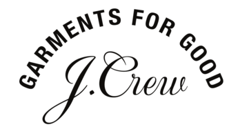 JCrew Garments for Good Logo
