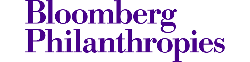 WCS Bloomberg Philanthropies Logo